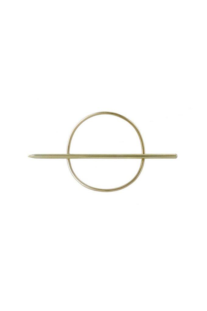 Ellen Mote Mini Circle Hair Pin
