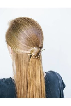 Ellen Mote Circle Hair Pin