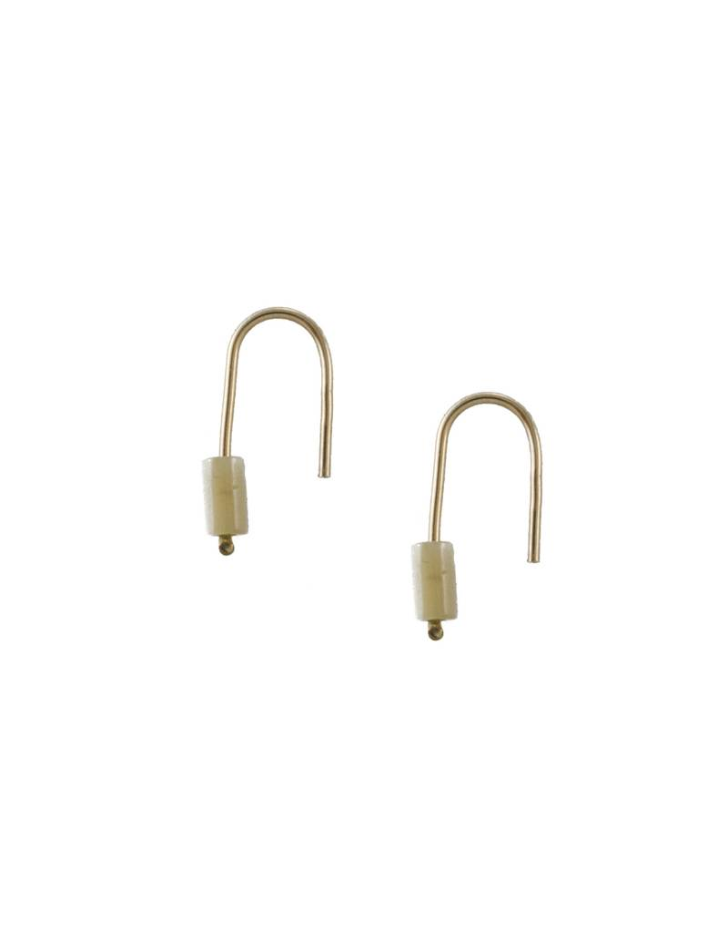 Ellen Mote Mini Omi Earrings