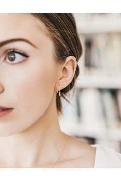 Ellen Mote Mini Omi Earrings
