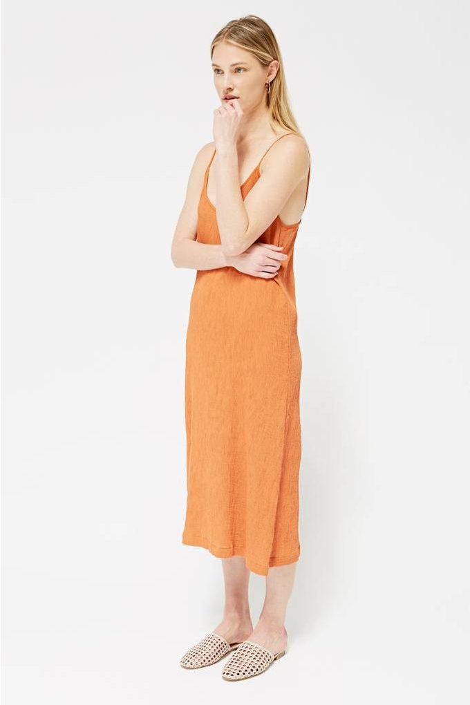 e153f0988a51 Spice Slip Dress in Cayenne - Wildland Supply Co.
