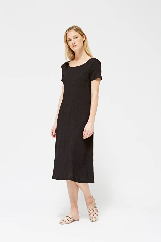 Lacausa Saffron Dress in Tar