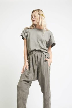 The Podolls Harem Pant in Nettles