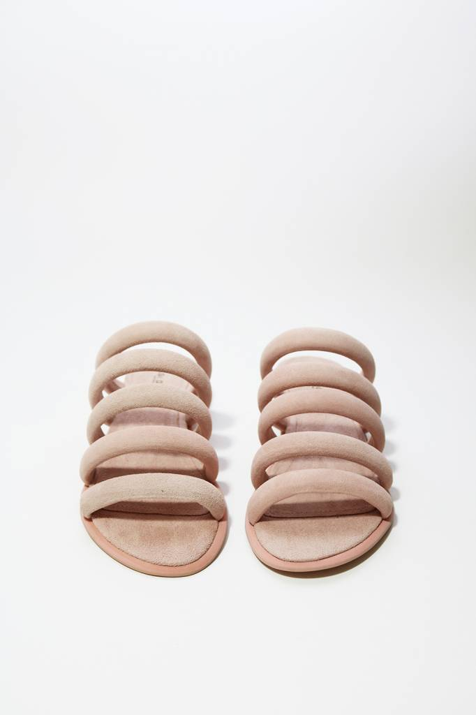 Kelsi Dagger Brooklyn Saga Sandals in Pale Pink
