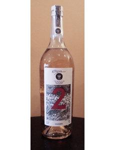 123 Organic Distillers 123 ORGANIC TEQUILA REPOSADO 'DOS' 750ML