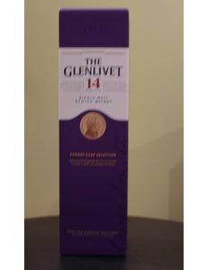 Glenlivet GLENLIVET 14 YEAR COGNAC CASK SCOTCH 750ML