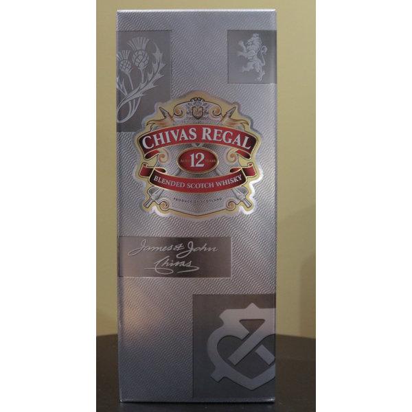 CHIVAS REGAL 12 YR SCOTCH 1.75L