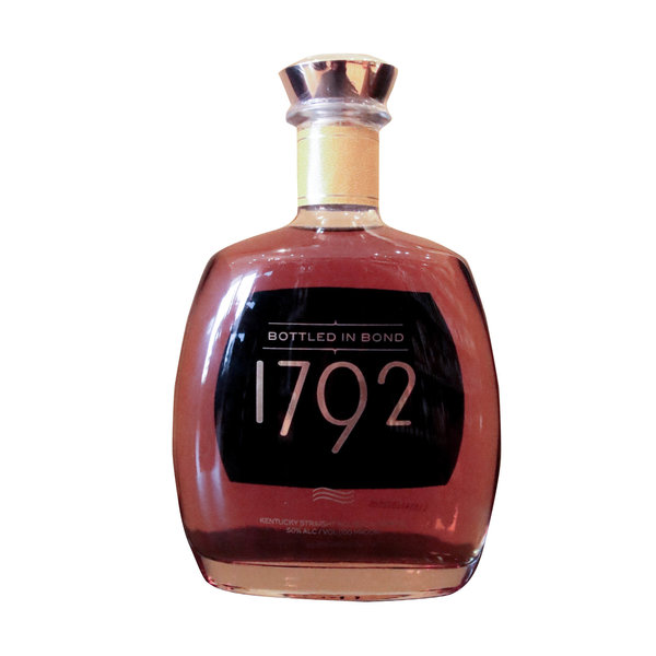 1792 'BOTTLED-in-BOND' BOURBON 750ML