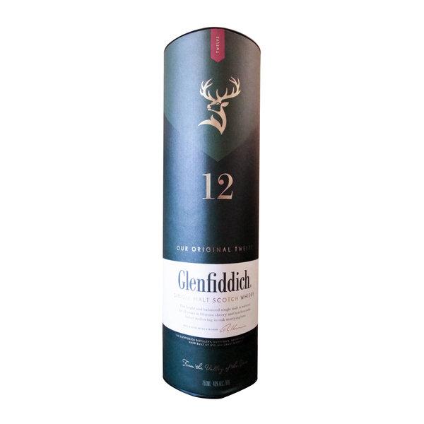 Glenfiddich GLENFIDDICH 12YR SINGLE MALT SCOTCH SPEYSIDE 750ML