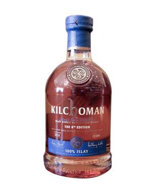 Kilchoman KILCHOMAN '100% ISLAY 8th EDITION' SINGLE MALT SCOTCH 750ML