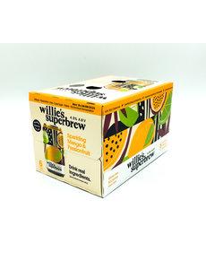 Willie's Superbrew WILLIE'S SUPERBREW MANGO PASSIONFRUIT 6PK