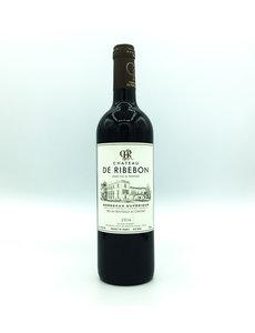 CHATEAU DE RIBEBON BORDEAUX SUPERIEUR 750ML