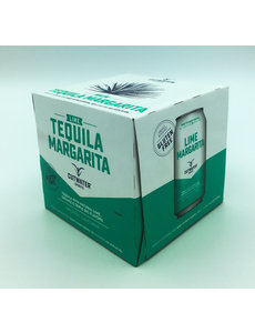 CUTWATER TEQUILA MARGARITA LIME 4PK