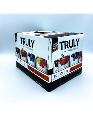 Truly TRULY SELTZER BERRY VARIETY 12PK
