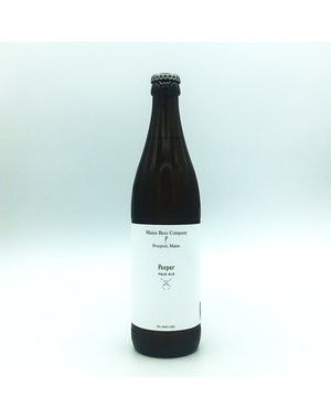 Maine Beer Co. MAINE BEER COMPANY PEEPER ALE 16.9OZ