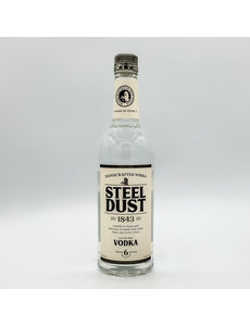 STEEL DUST VODKA GLUTEN FREE 750ml