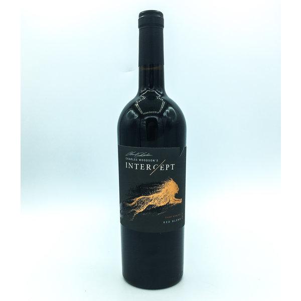Intercept Winery CHARLES WOODSON'S 'INTERCEPT' RED BLEND 750ML