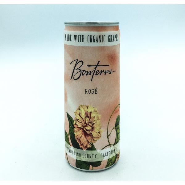 Bonterra BONTERRA ORGANIC ROSE CAN 250ML