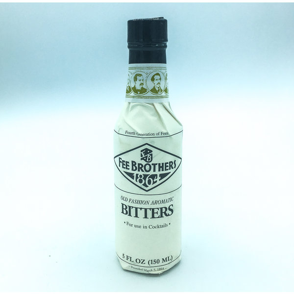 FEE BROTHERS OLD FASHIONED BITTERS 5OZ