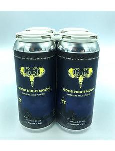 GREATER GOOD GOOD NIGHT MOON IMPERIAL MILK PORTER 4PK