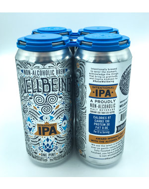 WELLBEING INTENTIONAL IPA N/A 4PK