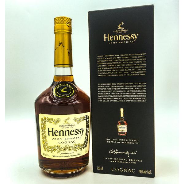 HENNESSY 'VS' COGNAC VERY SPECIAL 750ML