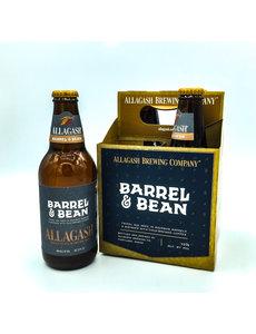 Allagash Brewing ALLAGASH BARREL & BEAN TRIPEL 4PK