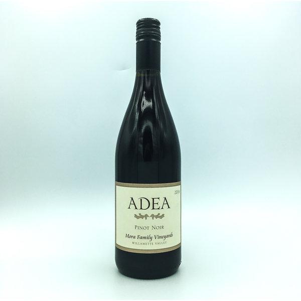 Adea Wine Co. ADEA PINOT NOIR MORA FAMILY WILLAMETTE 750ML