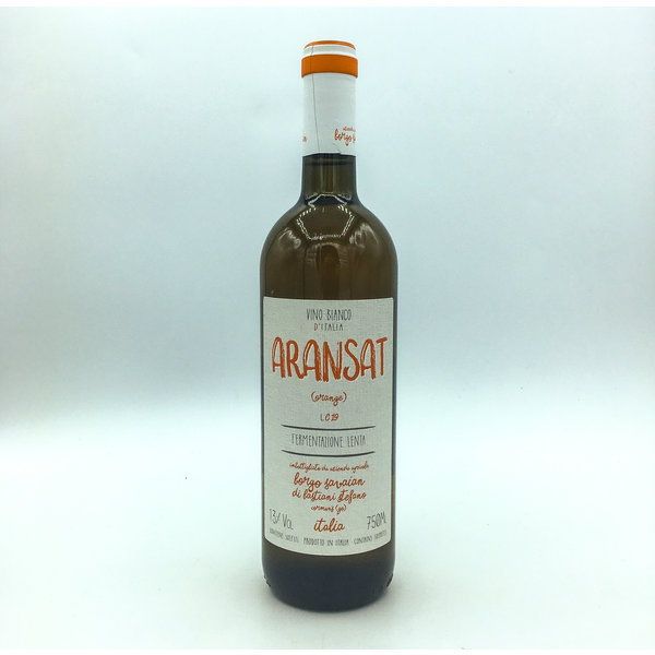 Bastiani Stefano BORGO SAVAIAN 'ARANSAT' ORANGE WINE CORMONS 750ML