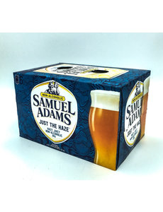 Samuel Adams Brewing SAM ADAMS JUST THE HAZE N/A IPA 6PK
