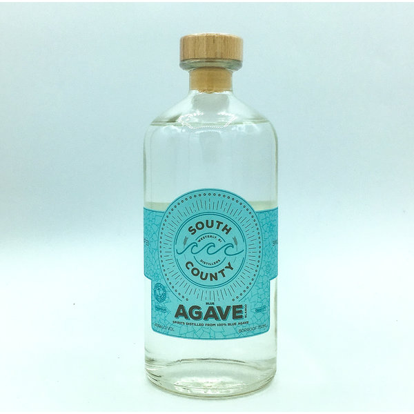 Grey Sail Brewing / South County Distillers SOUTH COUNTY BLUE AGAVE SPIRIT BLANCO LOCAL 750ML