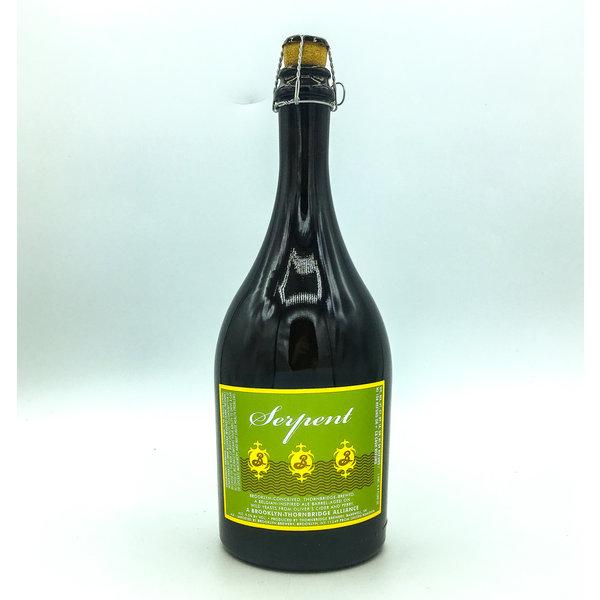 Brooklyn Brewing BROOKLYN SERPENT 750ML