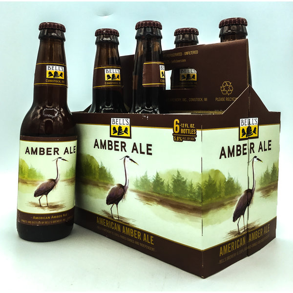 Bell's Brewing BELL'S BREWING AMBER ALE 6PK