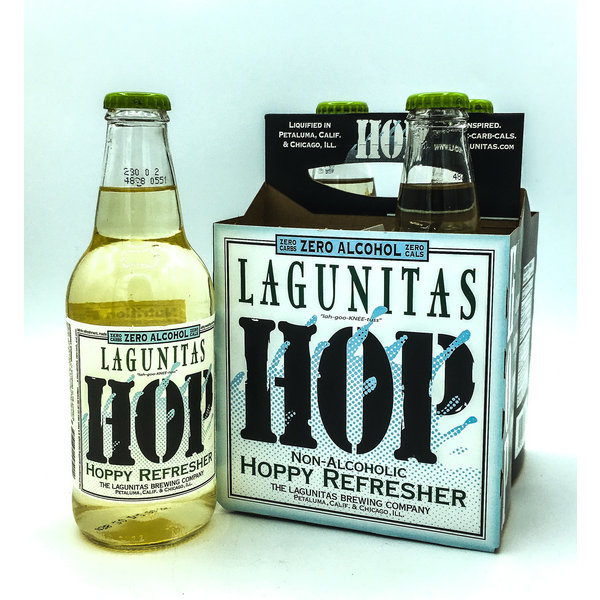 LAGUNITAS N/A HOPPY REFRESHER 4PK