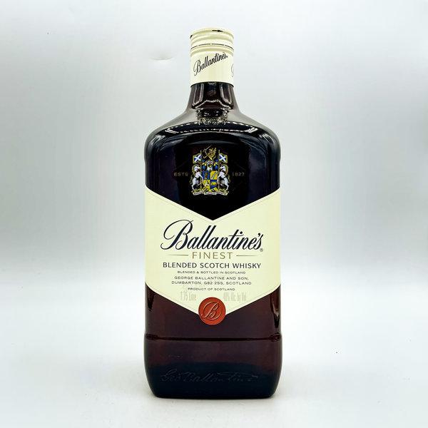 BALLANTINE'S FINEST BLENDED SCOTCH WHISKY 1.75L