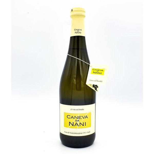 CANEVA da NANI COL FONDO ANCIENT-METHOD PROSECCO ITALY 750ML