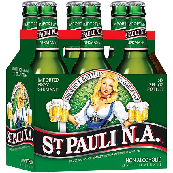 ST PAULI GIRL N/A 6PK