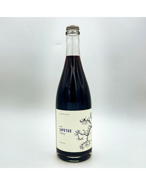 IAPETUS 'TRIBUTARY' 2020 RED PIQUETTE of VERMONT 750ML