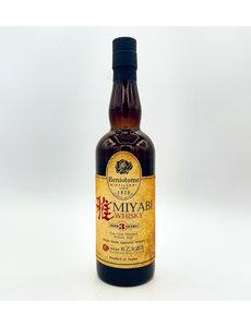 BENIOTOME 'MIYABI' 3YR JAPANESE WHISKY SINGLE GRAIN 750ML