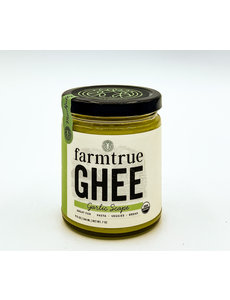 Farmtrue FARMTRUE GARLIC GHEE 9 OZ.