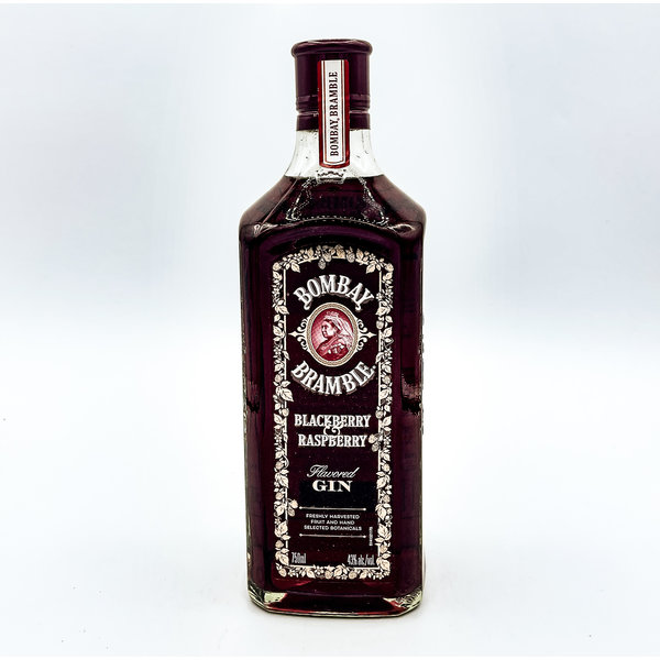 BOMBAY BRAMBLE BLACKBERRY & RASPBERRY GIN ENGLAND 750ML