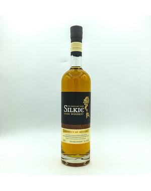 Sliabh Liag Distillers SILKIE 'The LEGENDARY DARK' PEATED IRISH WHISKEY 750ML