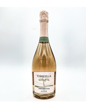 TORRESELLA PROSECCO ROSÉ BRUT SUSTAINABLE ITALY 750ML