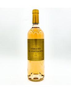 DOMAINE de FONTSAINTE DRY ROSÉ GRIS de GRIS KERMIT LYNCH 750ML