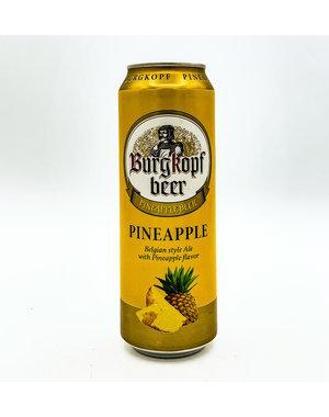 BURGKOPF PINEAPPLE BELGIAN-STYLE ALE LITHUANIA 19.2OZ CAN
