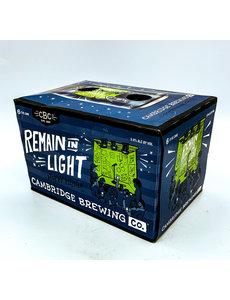 CAMBRIDGE BREWING REMAIN IN LIGHT 6PK