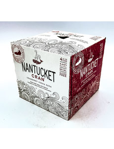 NANTUCKET CRANBERRY VODKA SODA RTD 4PK