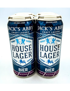 JACK'S ABBY HOUSE LAGER 4PK