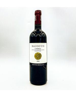 ANTONELLI 'BAIOCCO' SANGIOVESE of UMBRIA 750ML