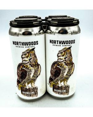 NORTHWOODS BROWN OWL ESB 4PK
